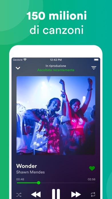 Screenshot of eSound Music - Musica MP32