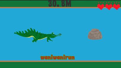 ワニワニラン -waniwanirun- screenshot 1