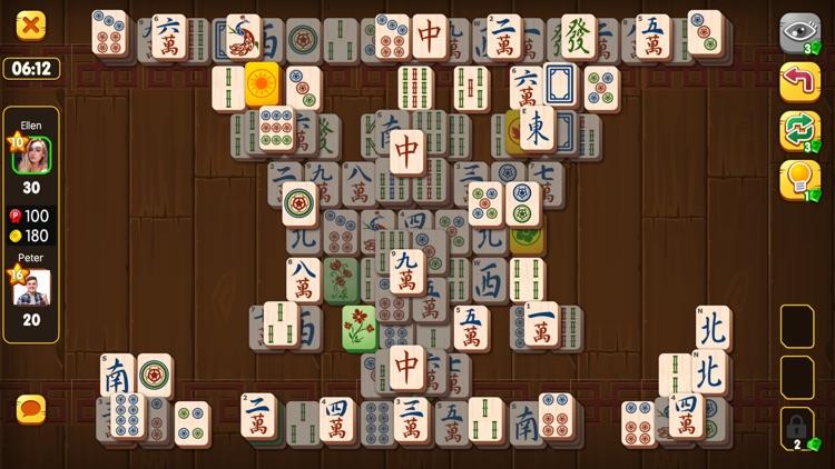 Mahjong Challenge Touch and Go screenshot-5