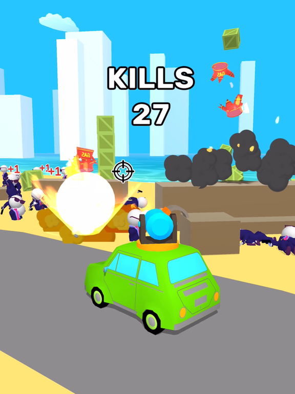 Hit & Rush! screenshot 5