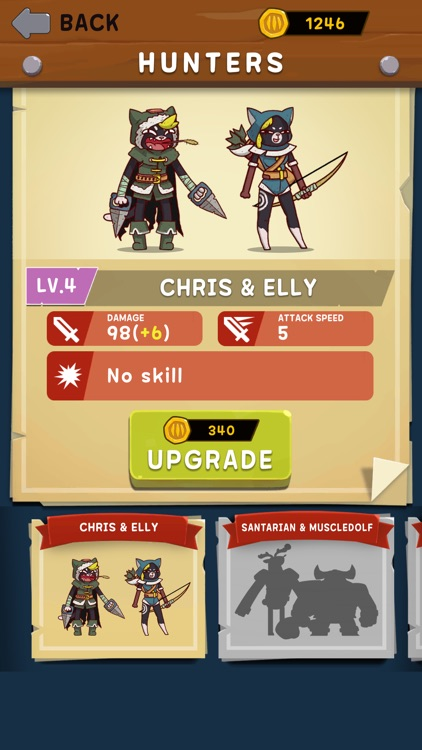 Hunters of Tower screenshot-4