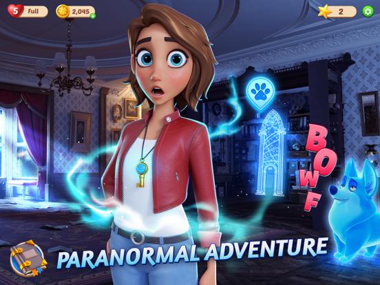 Supernatural City: Match 3 screenshot 6