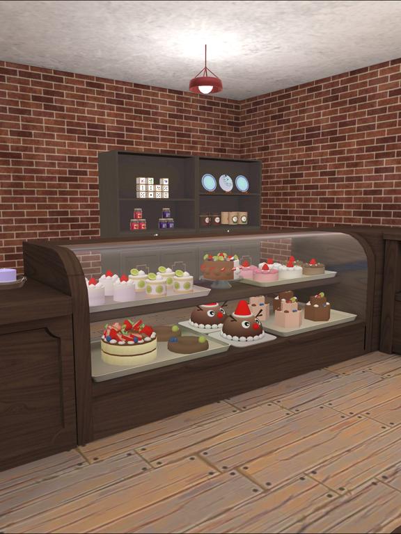 脱出ゲーム 幸せをとどけるケーキ屋さんのおすすめ画像1