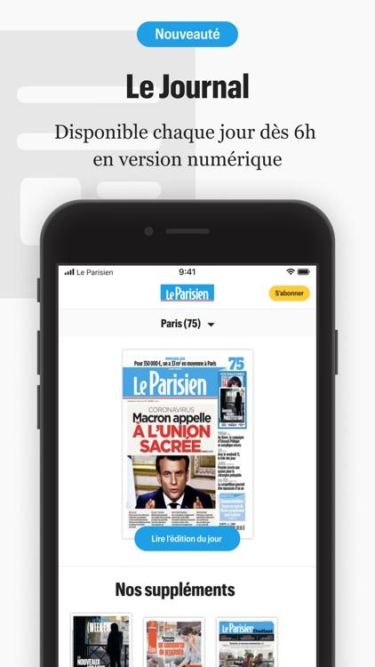 Le Parisien : actu en continu screenshot-4