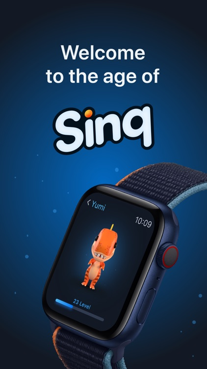 Sinq: Your Fitness Companion