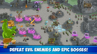 Kingdom Rush - Tower Defense Screenshot