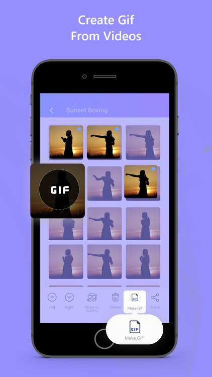 Video to Image, GIF Converter screenshot-0