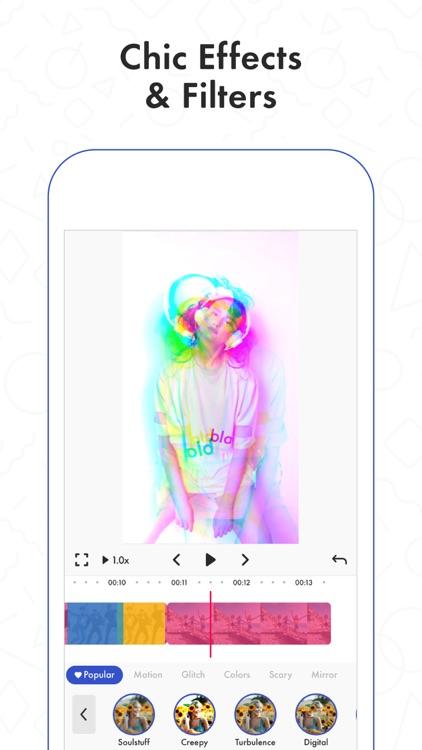 Funimate Video Editor & Maker screenshot-5