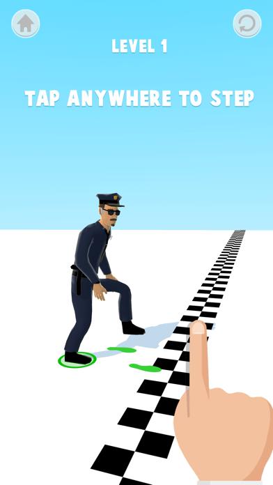 Fail Run screenshot 1