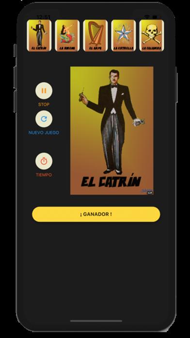 Baraja Lotería MX screenshot 3
