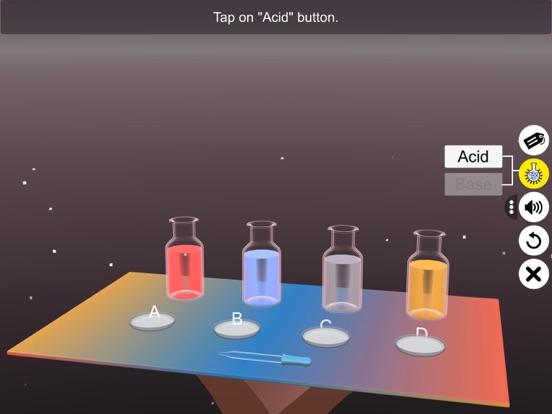 Acid and bases in laboratory screenshot 9