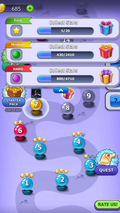 Bubble Classical screenshot 3