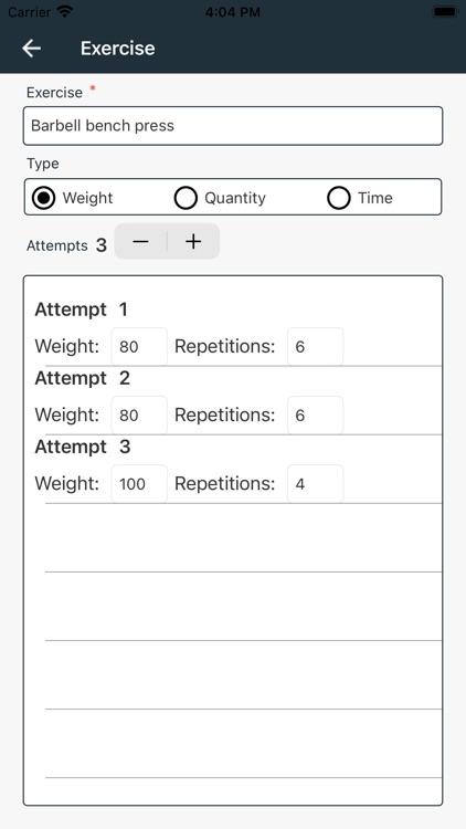 Workout Planner Pro+ screenshot-4