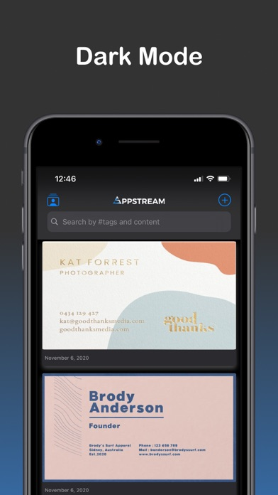 AppStream Card Gallery屏幕截图5
