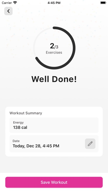 Shapes Fitness for Women screenshot-5