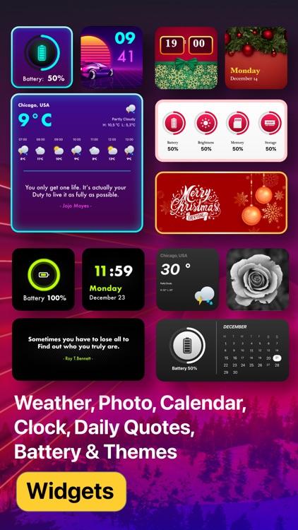 Pro Widget : Color Widgets screenshot-0