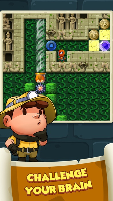 Diamond Quest: The Lost Temple screenshot 7