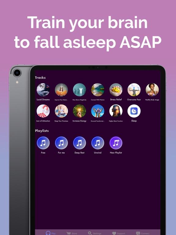 Deep Sleep, Insomnia Help Screenshots