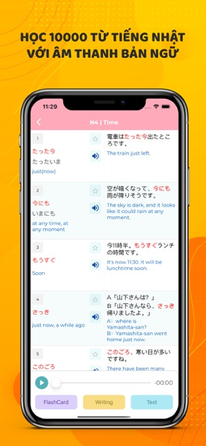 Học Tiếng Nhật : JLPT N5 ~ N1