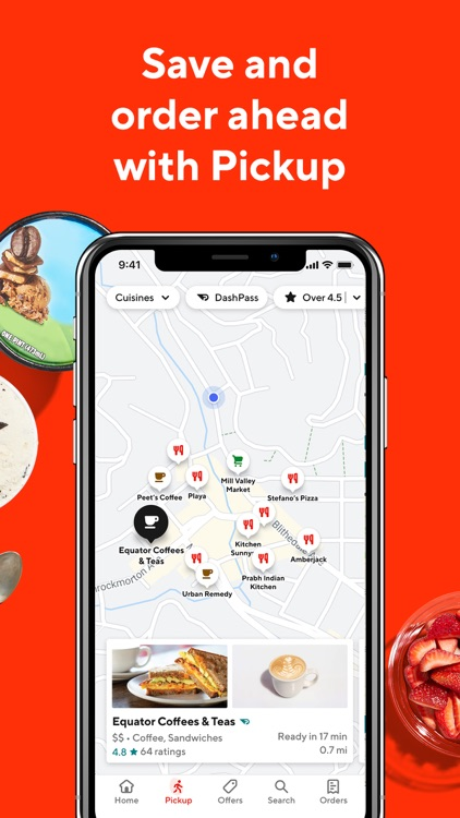 DoorDash - Food Delivery screenshot-4