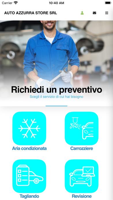 Auto Azzurra Screenshot