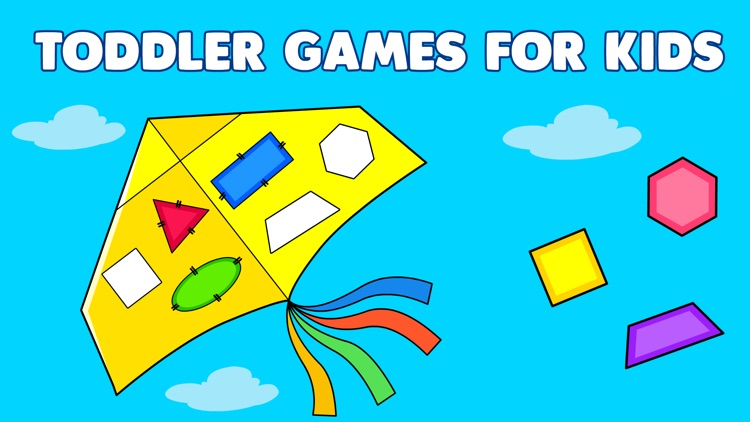 Toddler Games for 2 Year Olds• screenshot-0