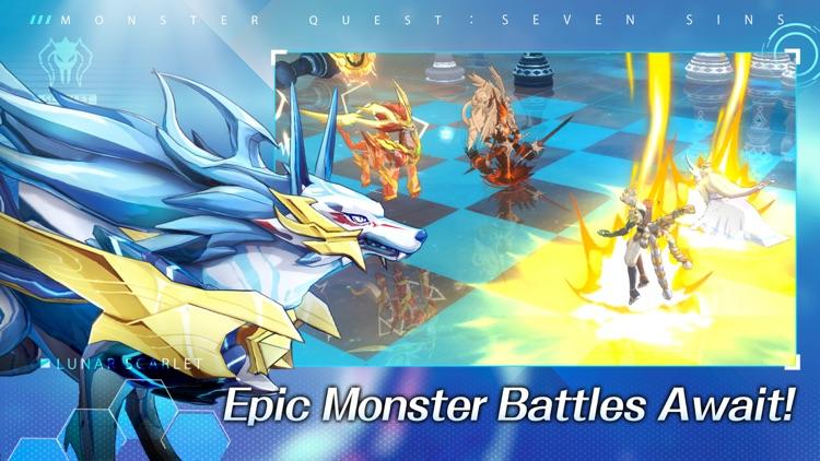 Monster Quest screenshot-3