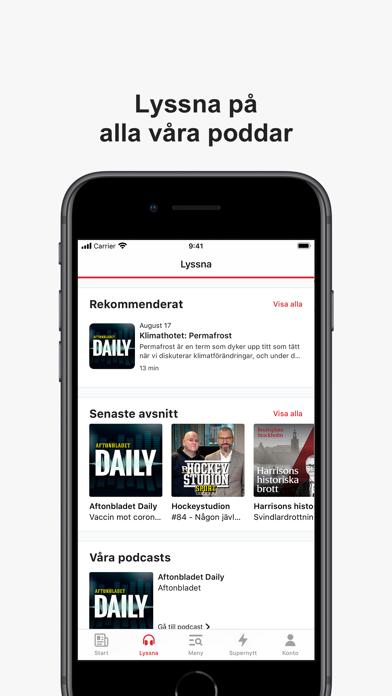Aftonbladet Nyheter 9