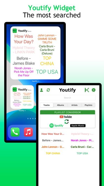 Youtify + for Spotify Premium