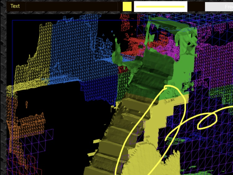 LiDAR assistant for pad screenshot-4