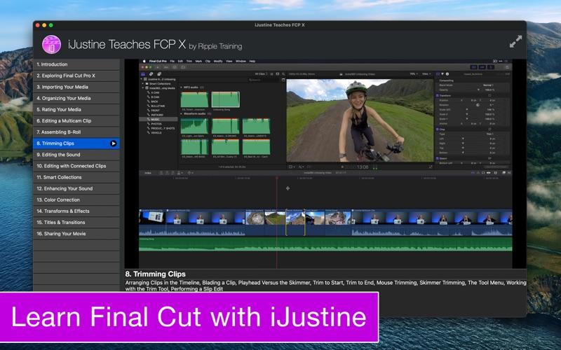 iJustine Teaches FCP X