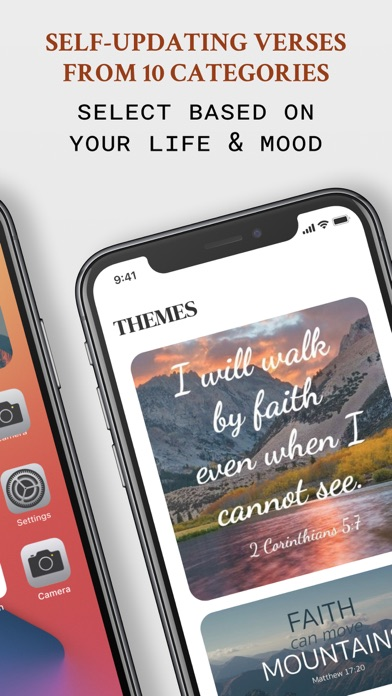 Bible Widget: Holy Bible Verseのおすすめ画像2