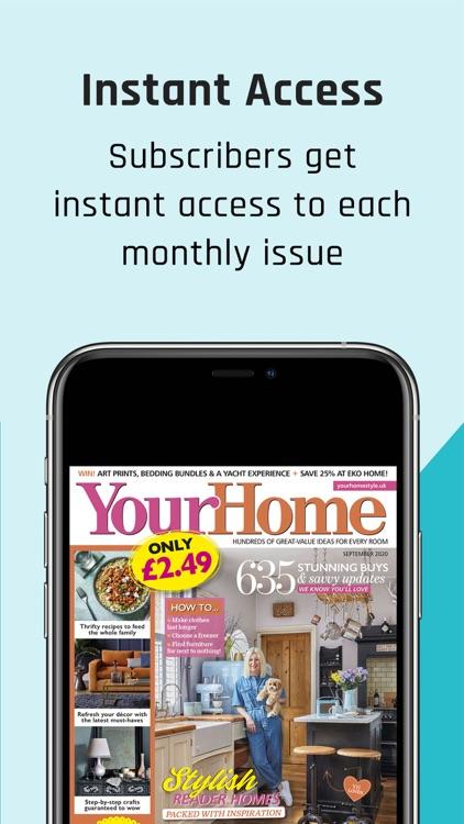 Your Home Magazine - Interiors screenshot-6