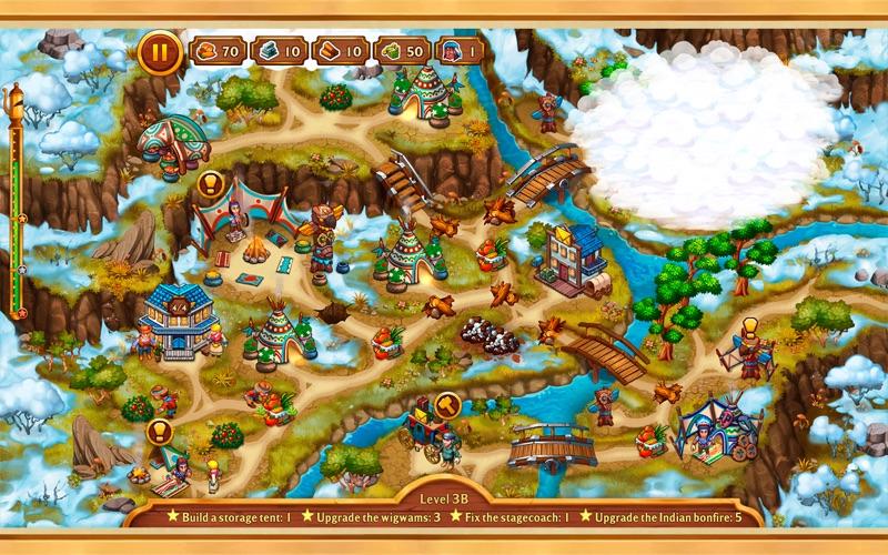 Golden Rails: Small Town Story screenshot 8