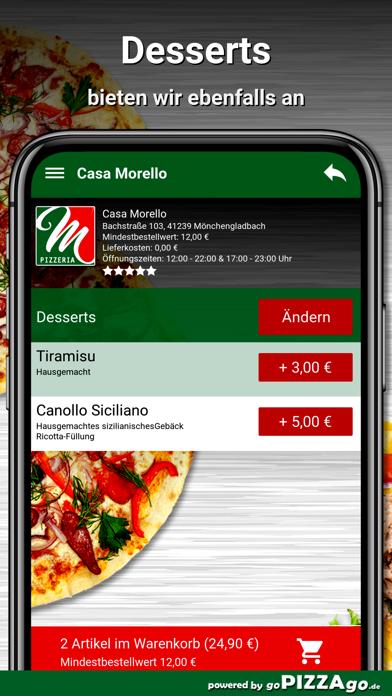 Casa Morello Mönchengladbach screenshot 6