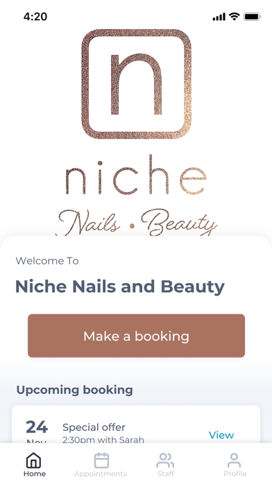 Niche Nails and Beauty 1