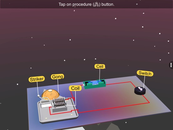 Working of an electric bell screenshot 11