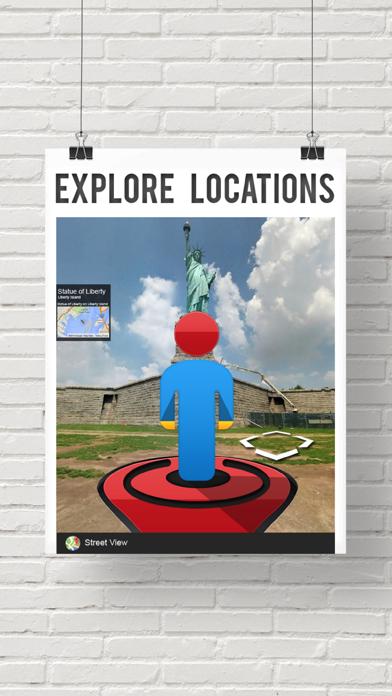 Explore Locations Screenshots