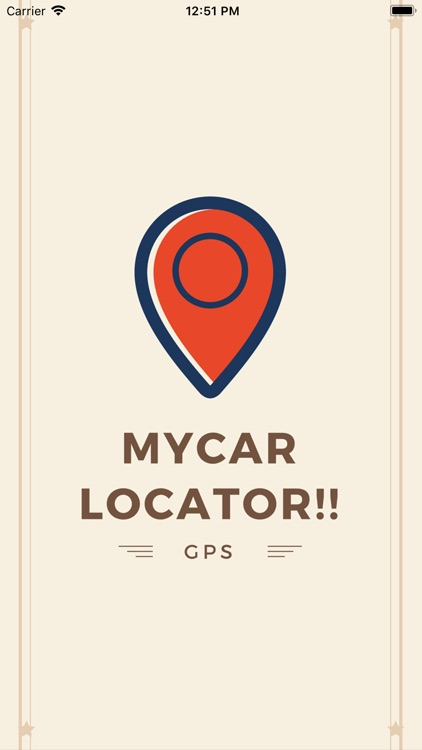 MyCar Locator!! screenshot-0