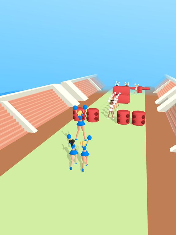 Cheerleader Run 3D screenshot 7
