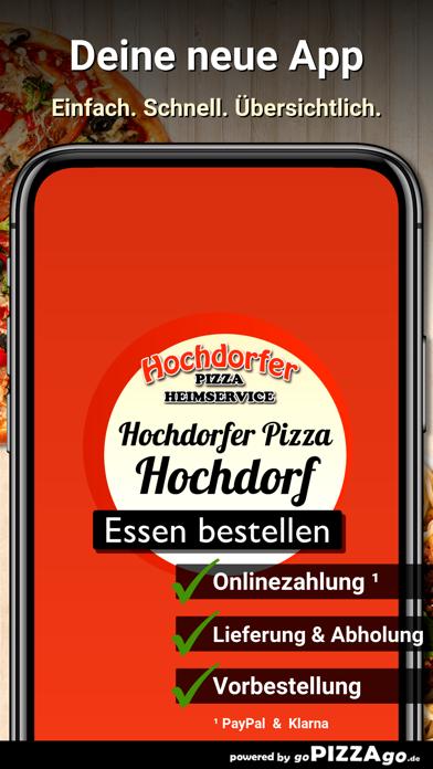 Hochdorfer Pizza Hochdorf screenshot 1
