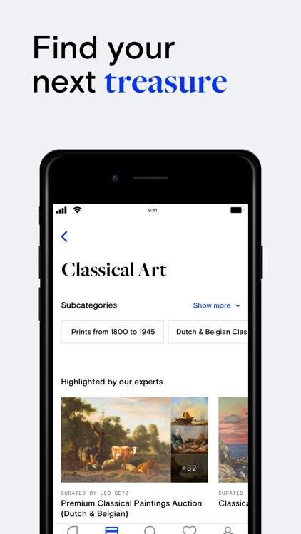 Catawiki - Online Auctions screenshot-4