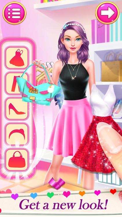 Makeup Games Girl Game for Fun screenshot-4