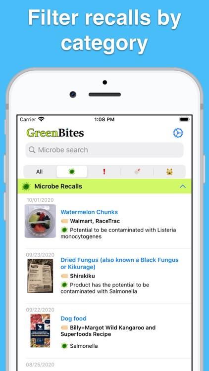 US Food Recalls screenshot-3