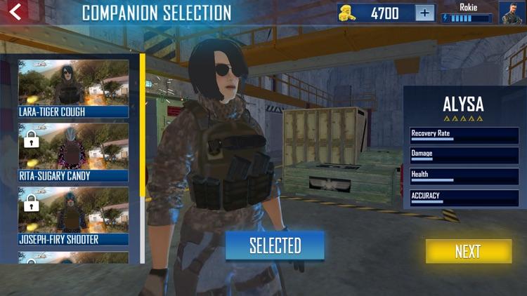 Survival Battle Fps Shooting
