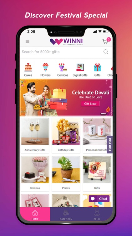 Winni - Cakes, flowers & gifts