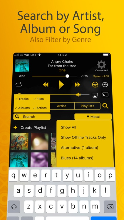 MusicStreamer Lite screenshot-2