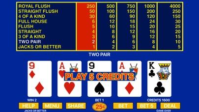 Jacks or Better – Video Poker! 1