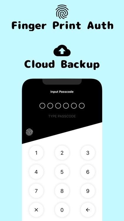 Simple Password Reminder