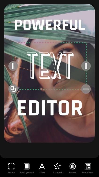 Font Candy Photo & Text Editor screenshot-0